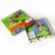 Englisch für Kinder, Lernspiel, Sprachspiel, Sprachbox zum Thema my home. Zum Englisch Lernen für Kinder, Sprachspiele für Englisch aus Augsburg