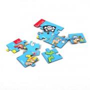 Puzzle zur Sprachbox clothes. Das Puzzle ist Bestandteil des Sprachspiels my little English box - clothes , Sprachspiele für Englisch aus Augsburg