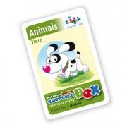 Englisch für Kinder, Lernspiel, Sprachlernspiel. Quartett - animals. Zum Englisch Lernen für Kinder, Sprachspiele für Englisch aus Augsburg