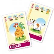 Englisch für Kinder, Sprachlernspiel. Quartett - animals. Diese Karten sind Bestandteil des Sprachlernspiels. Sprachspiele für Englisch aus Augsburg
