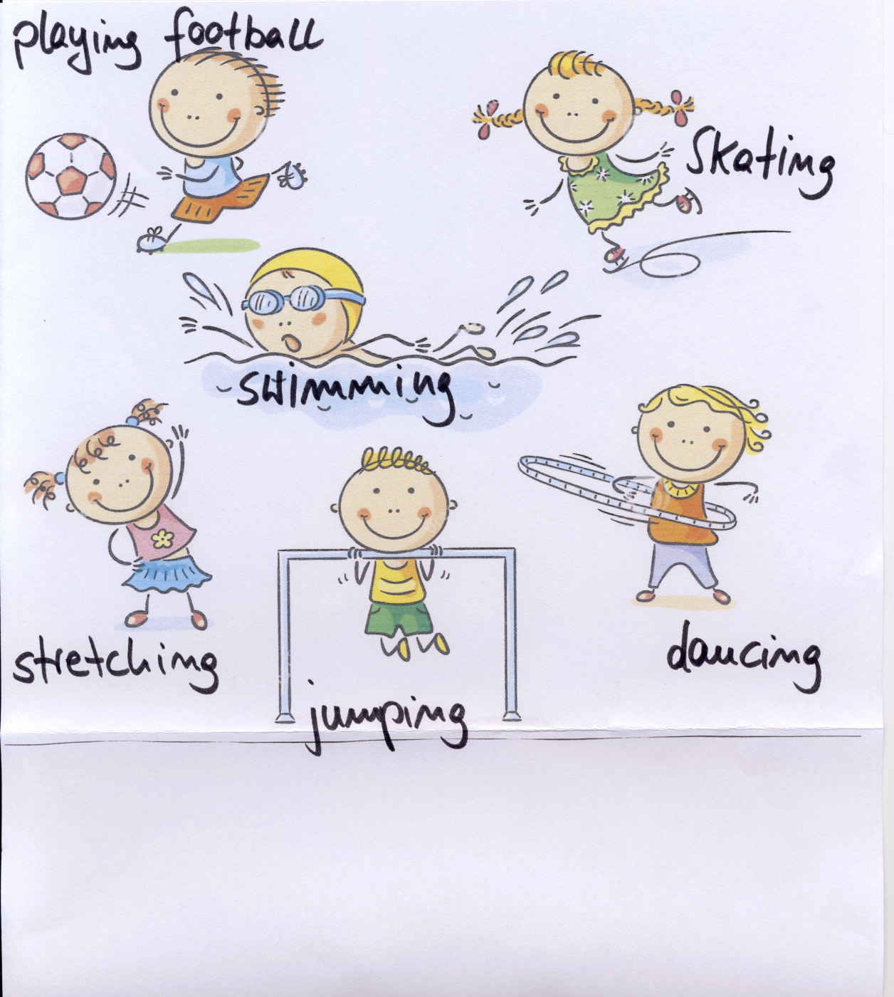 Englisch für Kinder, spielerisch, Sprachlernspiele für Kindergartenkinder