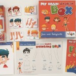 Englisch lernen für Kinder mit my little English box