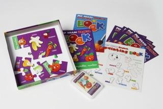 Schatzkisten, Spiele in Englisch für Kinder
