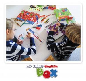 Spiele in Englisch für Kinder