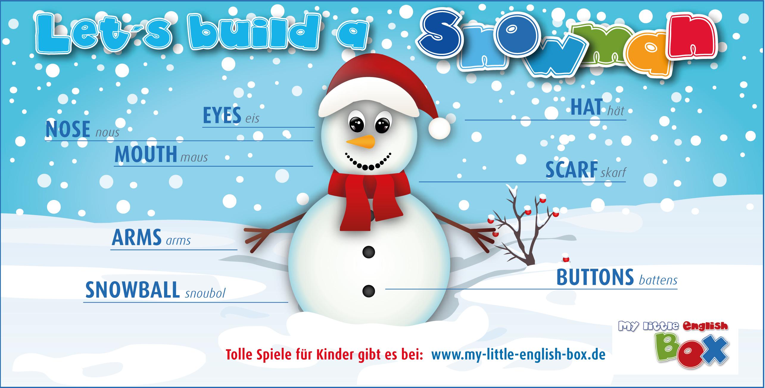 Geschenkideen für Kinder, Englisch für Kinder, Kinderspiele, Lernspiele für Kinder