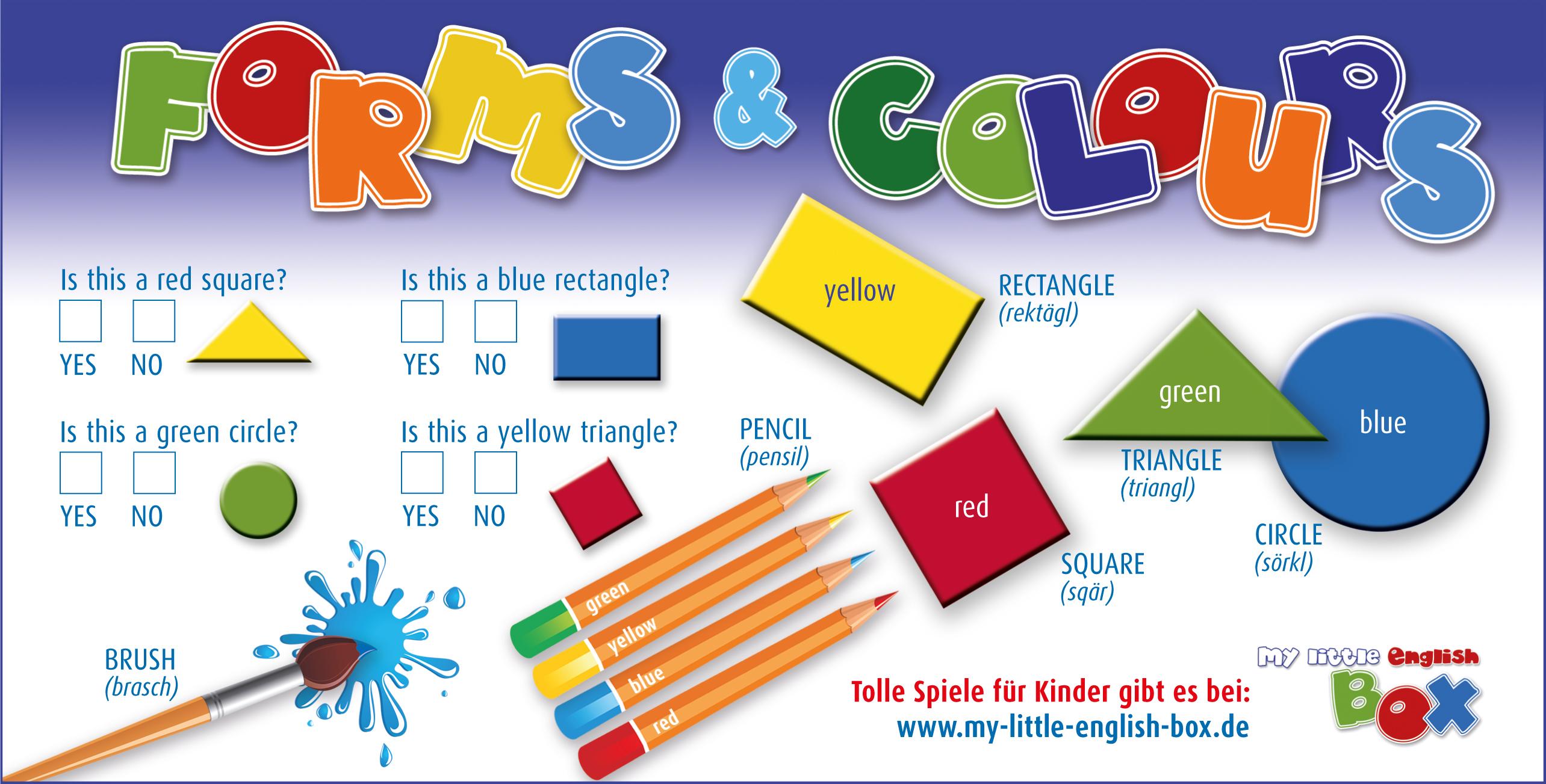 Gute Geschenke für Kinder, Englisch für Kinder, Englisch für kids, happy English