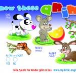 tolle spiele für Kinder, englisch für kids, englisch für Kinder, Sprachspiele, Lernspiele,