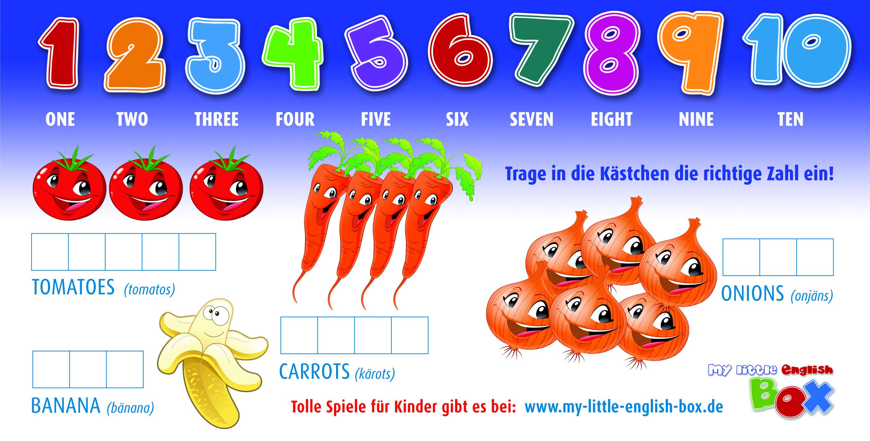 Workshop in Englisch für Kinder, Englisch lernen für Kinder, Lernspiele, Sprachspiele, Spielzeug, Spiele