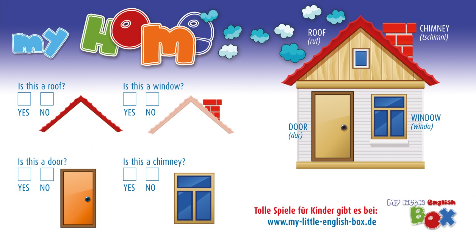 Ostergeschenke für Kinder, spielerisch Englisch lernen für Kinder, Englisch für Kinder