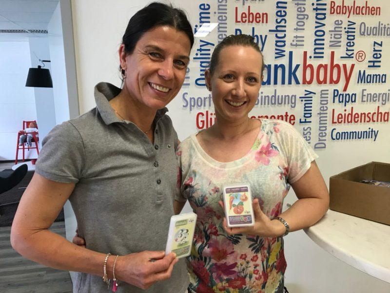 fitdankbaby, sponsor für goodybag, spielerisch englisch lernen für kinder
