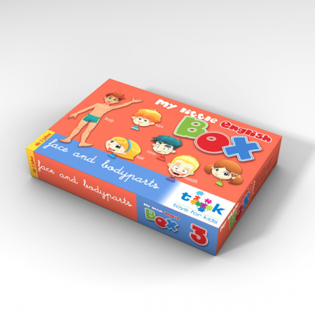 spielerisch Englisch lernen für Kinder, Sprachspiele für Kinder, Spiele für Kinder, Kinderspiele, My Little English box, Spielesammlung, Memory, Malbuch, Lesebuch
